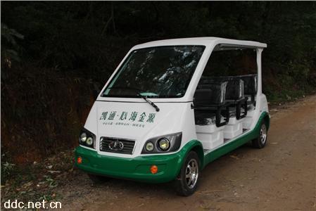 经典款可以遮阳挡雨6/8座电动游览观光车