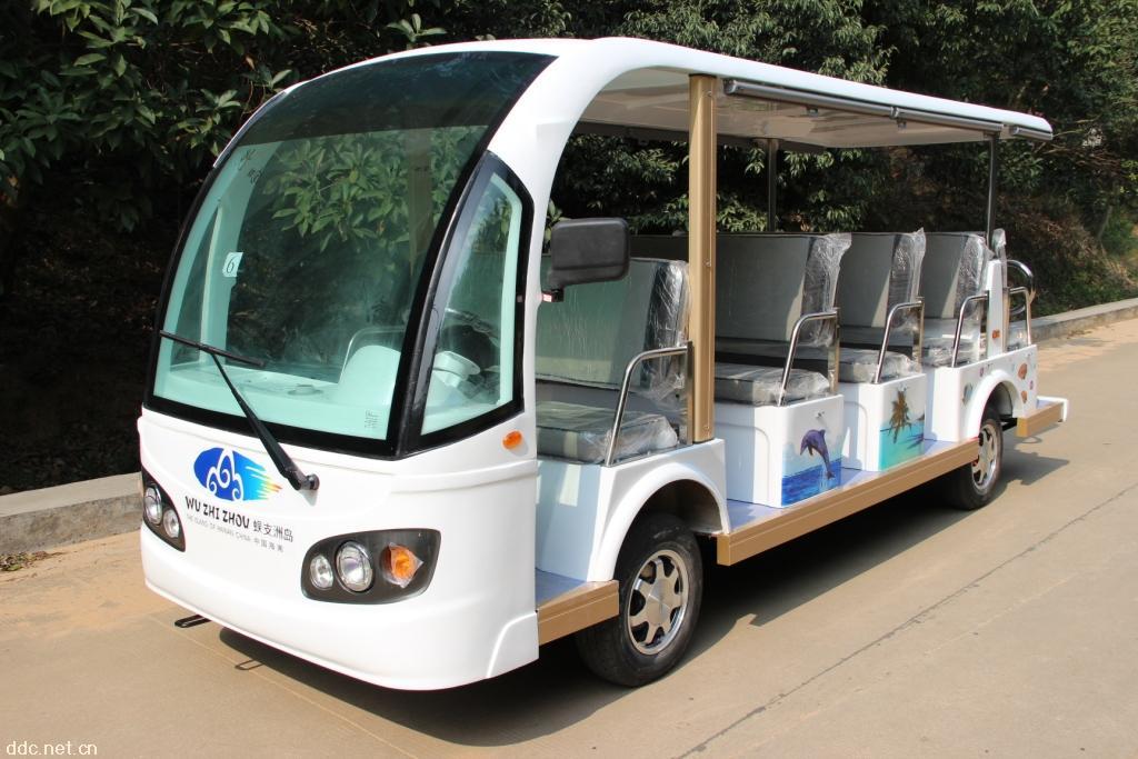 雄韬景区主题公园用11座电动游览车