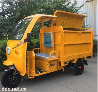 快速保洁车清运车垃圾车液压升降环卫车
