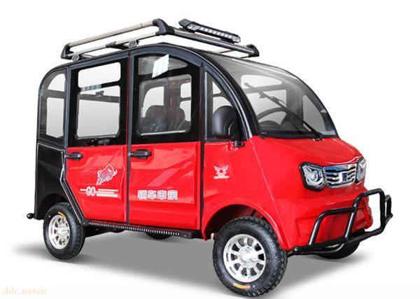宗申-龍威K750電動三輪車