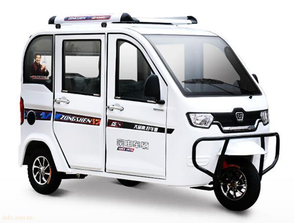 宗申-C5电动三轮车
