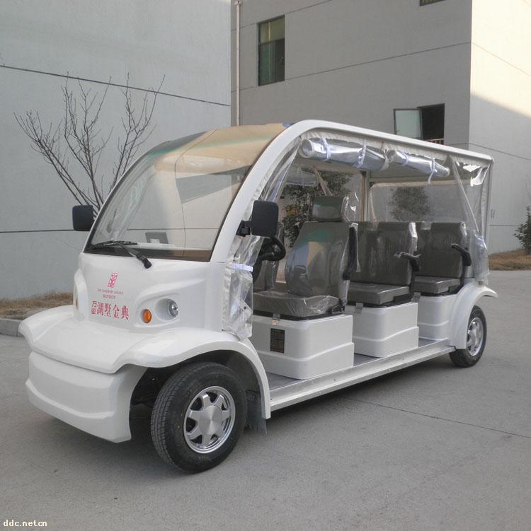 畅销款8座电动观光车