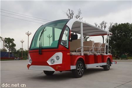 苏州14座电动游览车