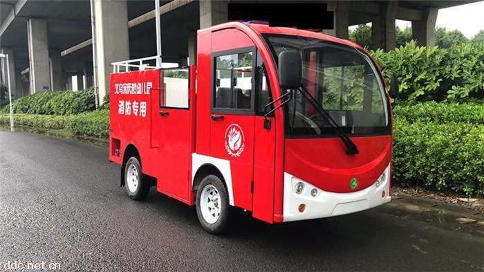 电动消防车幼儿消防教育宣传车