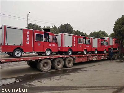 社区微型电动消防车