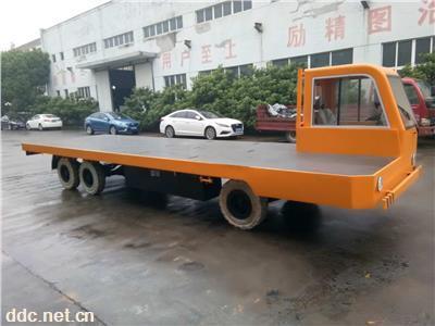 电动搬运车厂家电动平板车场地物流搬运车