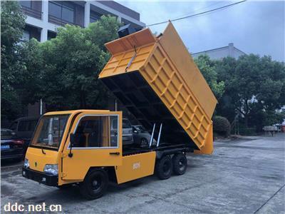 5吨电动自卸翻斗车电动搬运车厂家