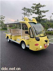动物园可爱造型观光车  景区游览车