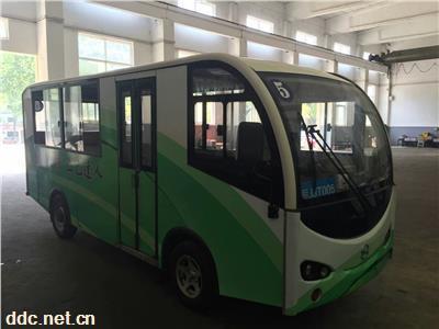 校园电动接驳车电动小公交车