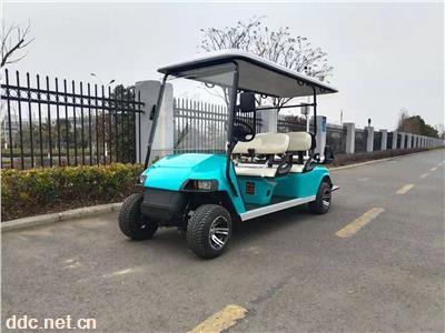 8座高尔夫球车厂家售楼中心电瓶高尔夫接待