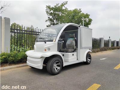 厂区电动送餐车