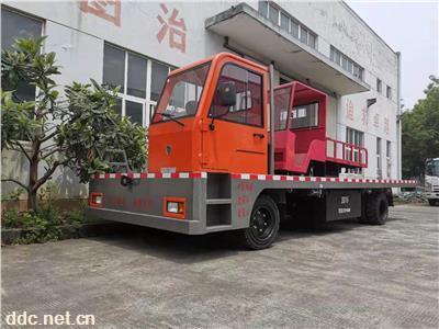 15吨单边驾驶厂区电动转运车