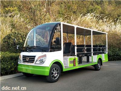 景区电动/燃油观光车14座电动/燃油观光车图片