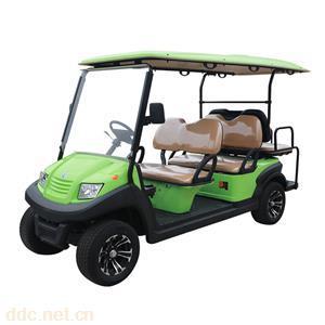 楼盘看房高尔夫球车