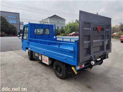 5吨电动液压尾板车