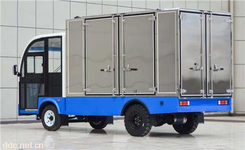 工厂内电动送餐车