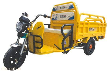 新型电动三轮车