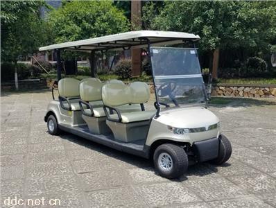 6座电动高尔夫观光车