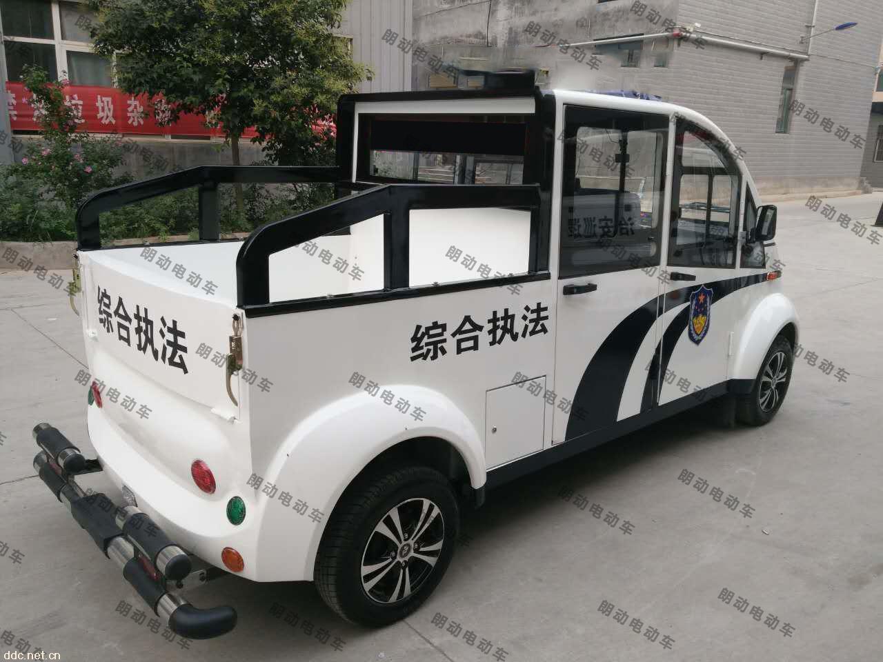 电动皮卡巡逻车