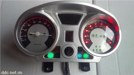 电动三轮车仪表