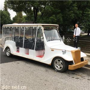南京电动观光车遮雨帘卷帘定制