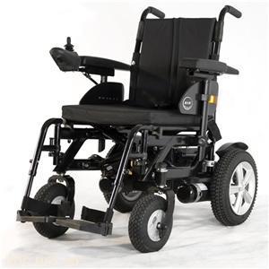 威之群1020谷歌残疾人老年人折叠电动轮椅