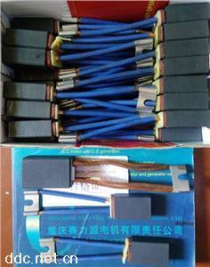 重庆销售电动车D374N电化石墨碳刷对换向器磨损小