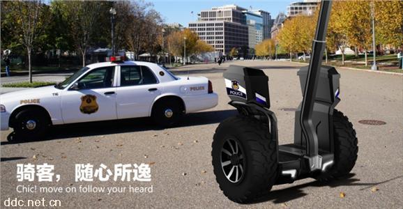 成都骑客安保款智能平衡车