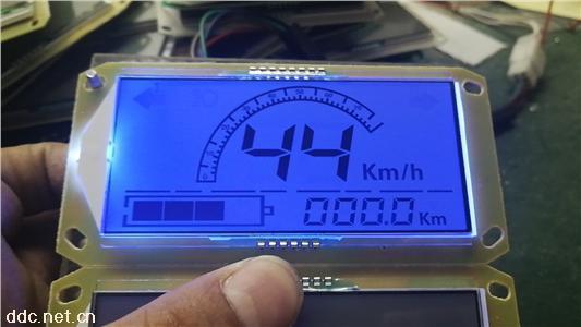 9040 5535电动车液晶仪表彩屏