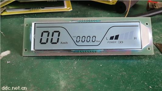电动三轮车液晶仪表
