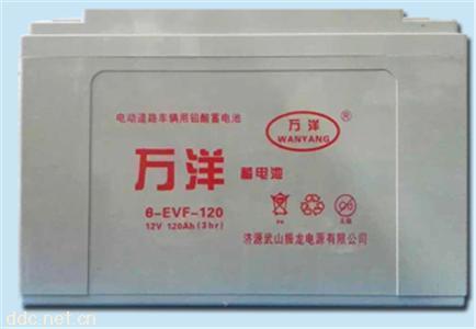 铅酸免维护蓄电池-6-EVF-120