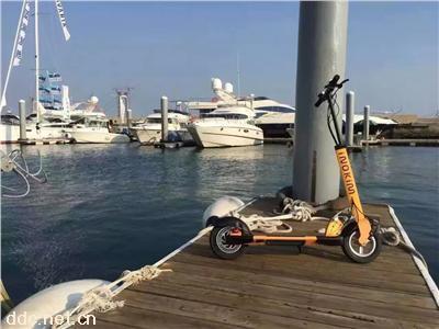 折叠电动滑板车