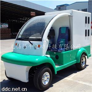 北京2座電動高壓沖洗車