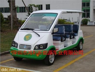 广西景区电动观光车
