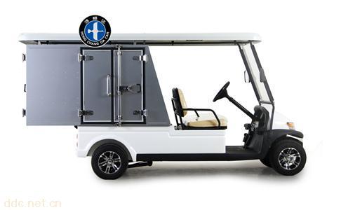 鸿畅达高尔夫送餐车