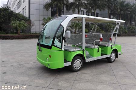 8座电动观光游览车景区游览车电动观光车电瓶观光车