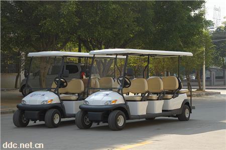 2-11座电动高尔夫球车