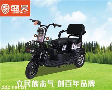 盛昊-炫彩电动休闲三轮车