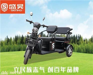 盛昊-X7电动休闲三轮车