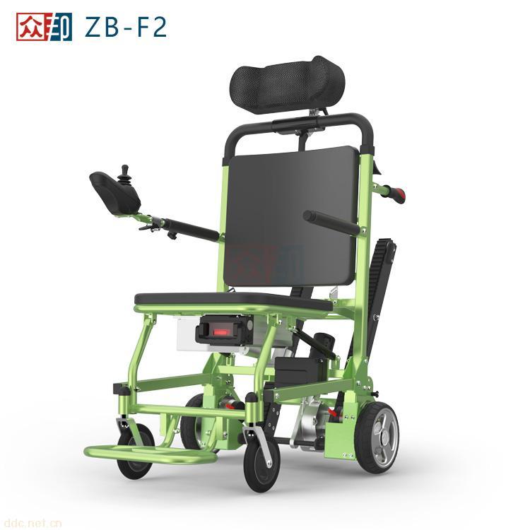 众邦爬楼轮椅车