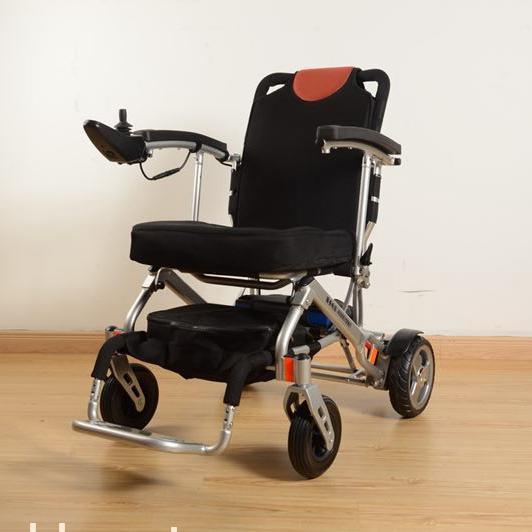 德国斯维驰SW6000-007便携式可上飞机电动轮椅