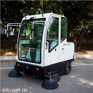 小林驾驶式电动扫路车xl-1900