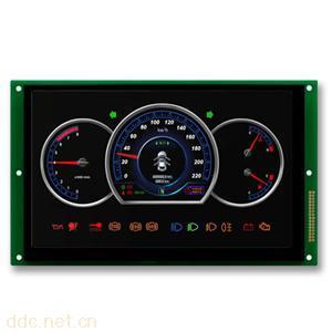7寸TFT智能彩屏模块 汽车仪表盘专用