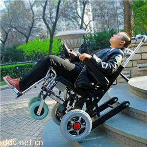上下楼梯轮椅履带爬楼轮椅车