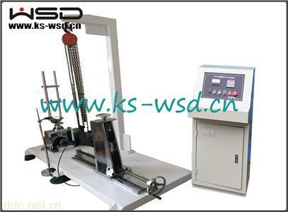 试验机--车架前叉快速振动试验机(单振)WSD-8710