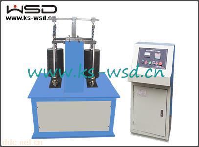 试验机---手把竖管振动试验机 WSD-8709