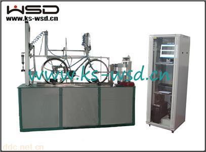 振动试验机-PLC控制自行车整车振动试验机 WSD-8719