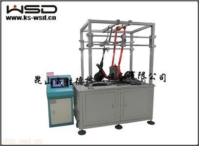耐久性试验机---滑板车动态耐久性试验机 WSD-8405