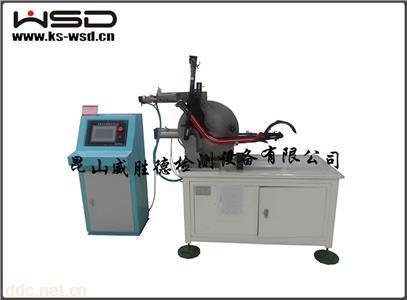 疲劳试验机---滑板车折叠疲劳试验机 WSD-8402