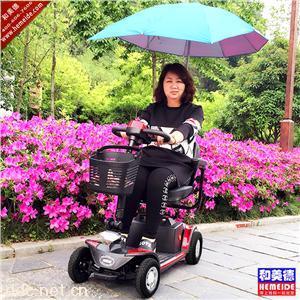 和美德335智能老年人电动代步车